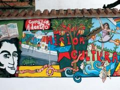 Culture Mission Mural